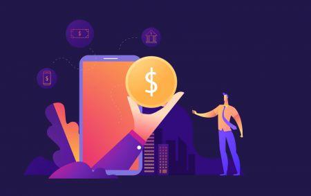 ExpertOption पर पंजीकरण और पैसे कैसे निकालें