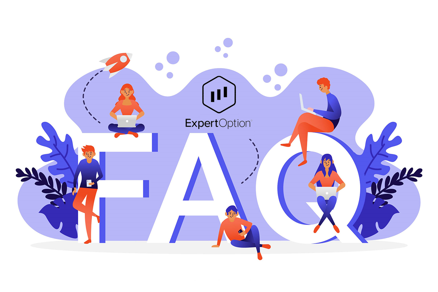 ExpertOption अक्सर पूछे जाने वाले प्रश्न (FAQ)