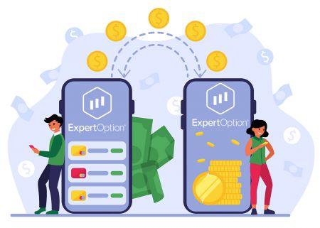 ExpertOption में पैसे कैसे जमा करें