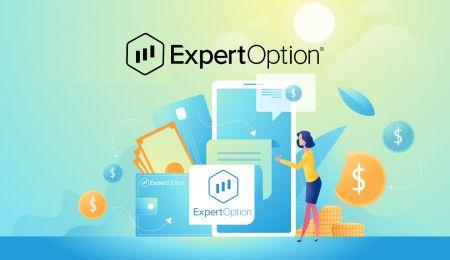 ExpertOption पर खाता कैसे खोलें और पैसे कैसे जमा करें